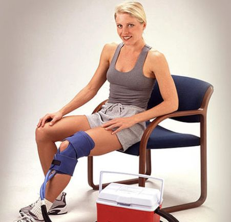 Want To Recover From Knee Surgery Cold Therapy is Your Best Bet!